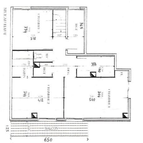 Appartement À vendre - Paris / 75020