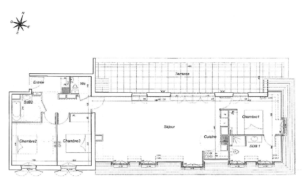 Appartement À vendre - La Garenne-Colombes / 92250