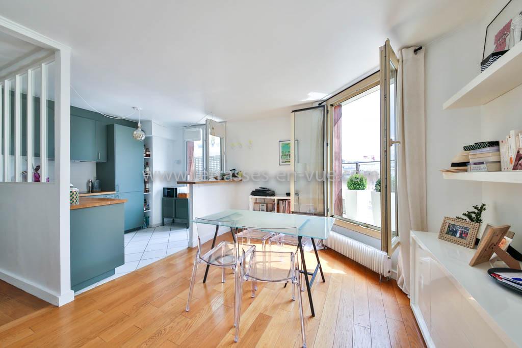Appartement À vendre - Paris / 75017
