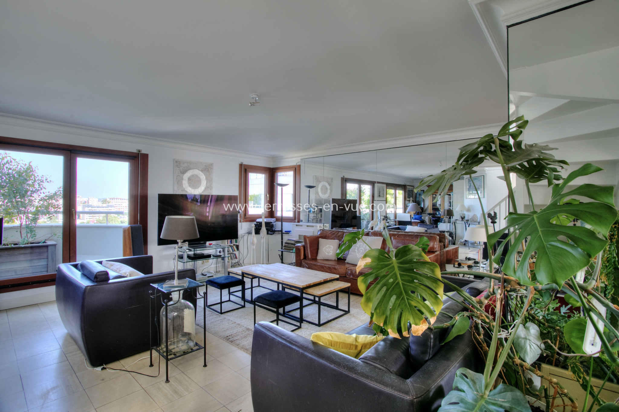 Appartement À vendre - Levallois-Perret / 92300