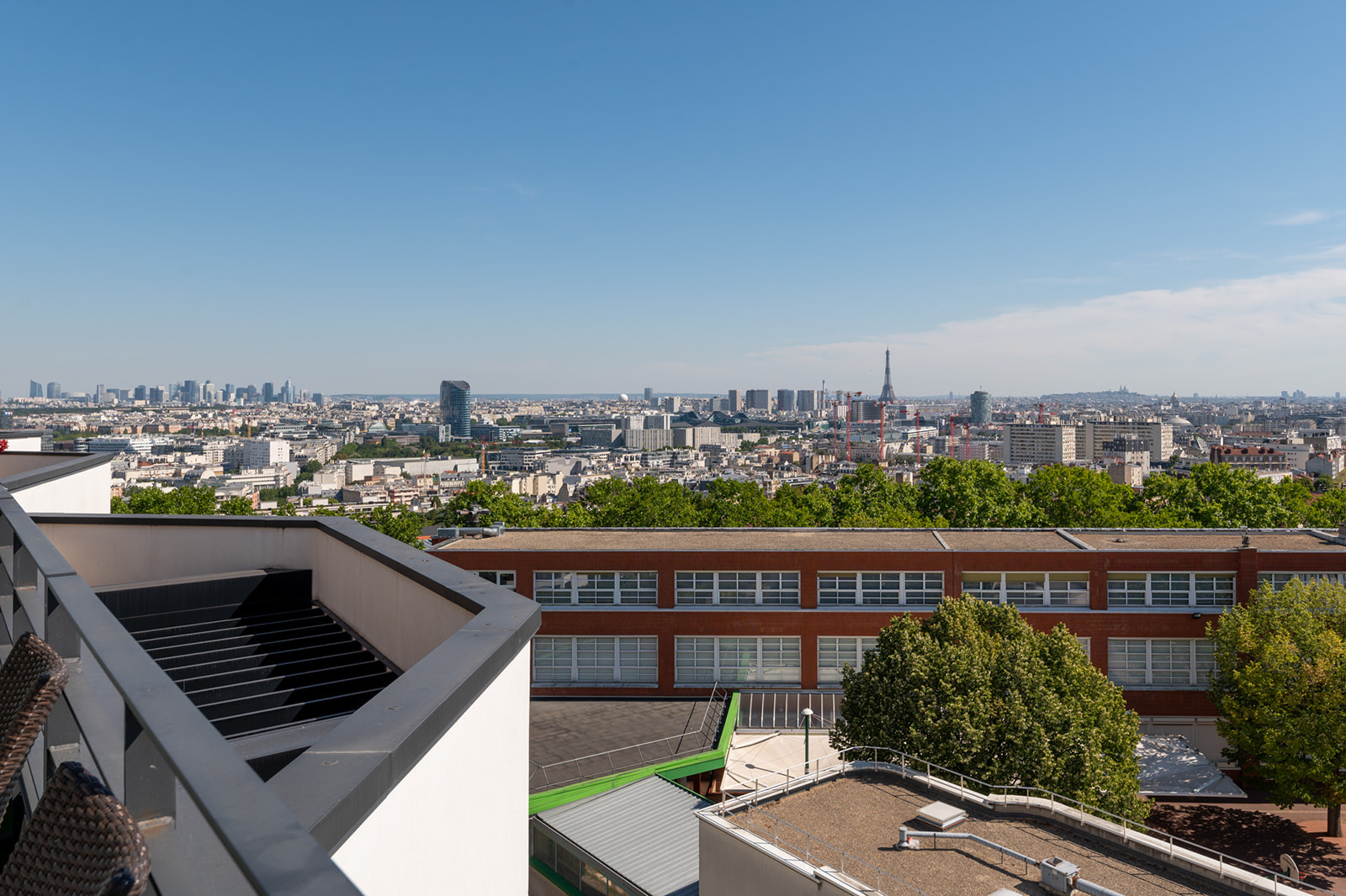 Appartement À vendre - Issy-les-Moulineaux / 92130