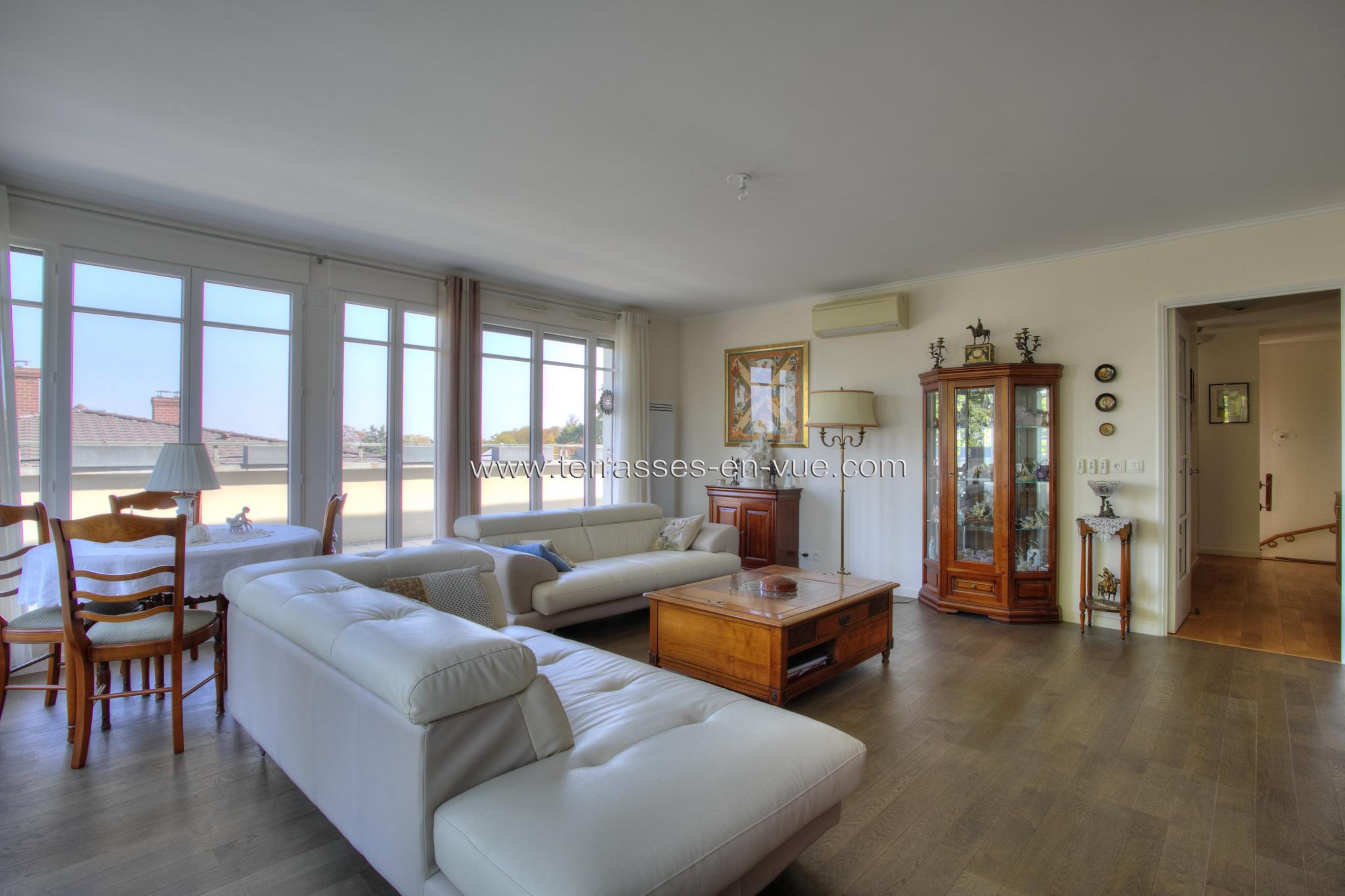 Appartement À vendre - Rueil-Malmaison / 92500