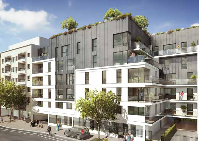 Appartement À vendre - Chaville / 92370