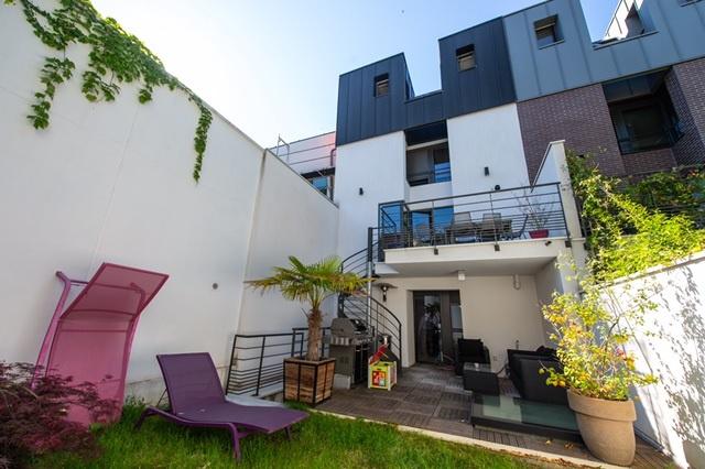 Maison À vendre - Issy-les-Moulineaux / 92130