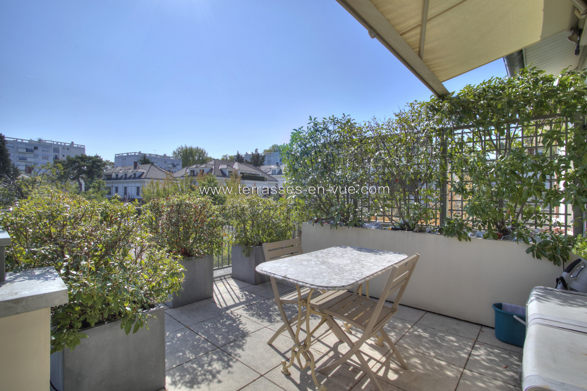 Appartement À vendre - Saint-Cloud / 92210